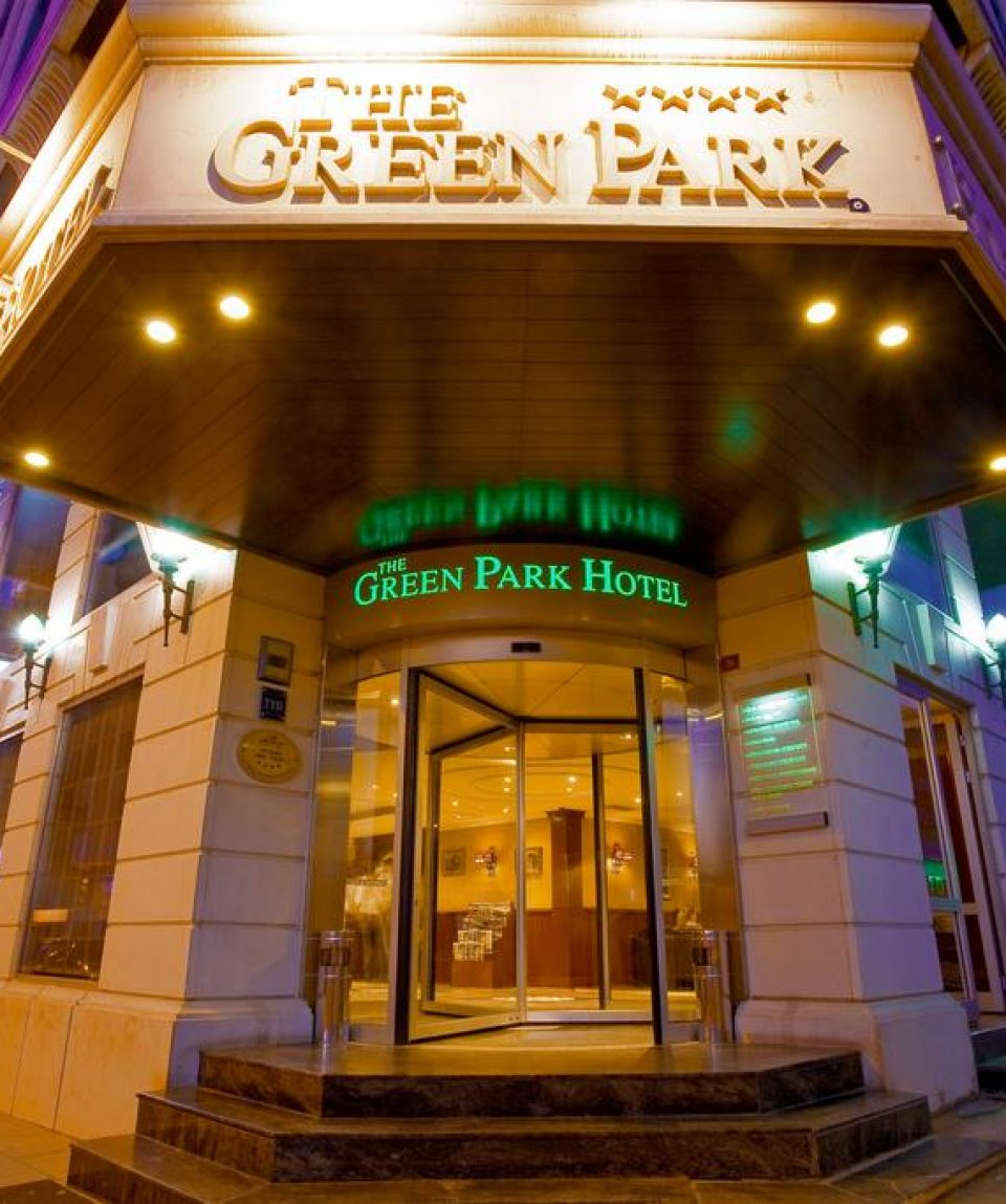 The Green Park Hotel Taksim 1