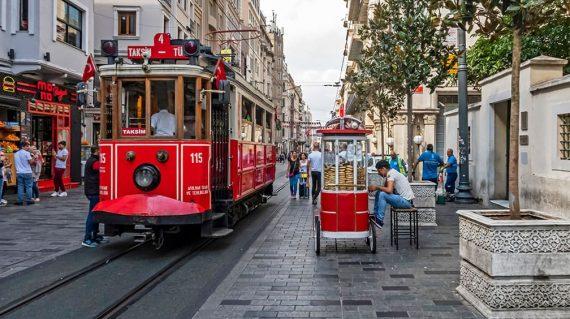 The Green Park Hotel Taksim 4
